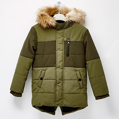 Dunnes Boy Coat