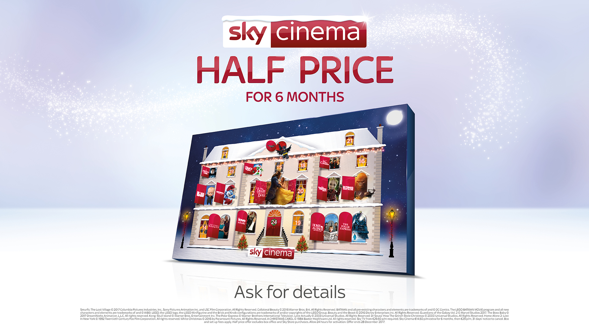 Nema 2020 Christmas Sky Movies Christmas Offer 2020 | Uvhede.newyearland2020.info