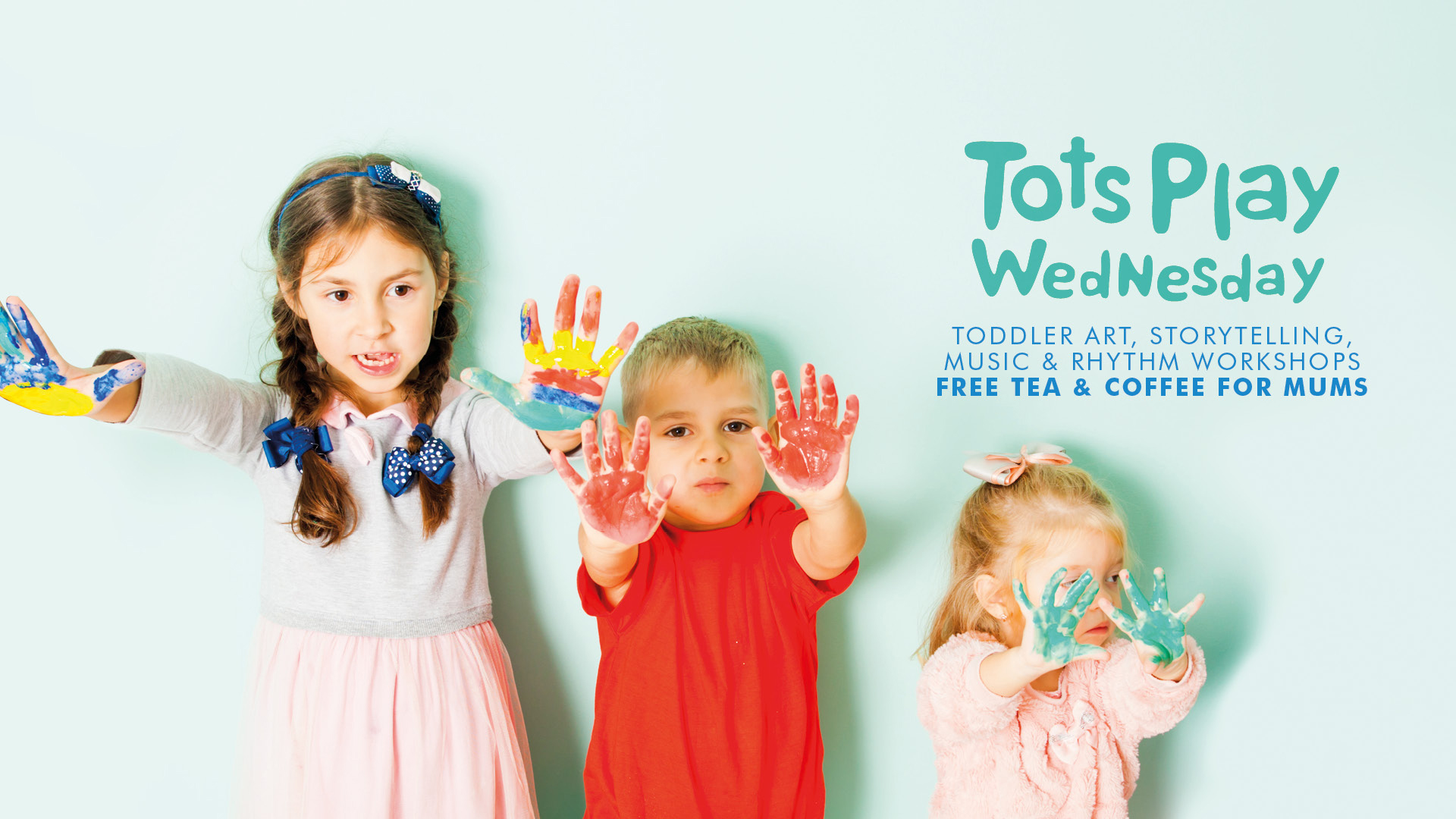 6212 Bridgewater Tots Play Wednesday  FB Cover