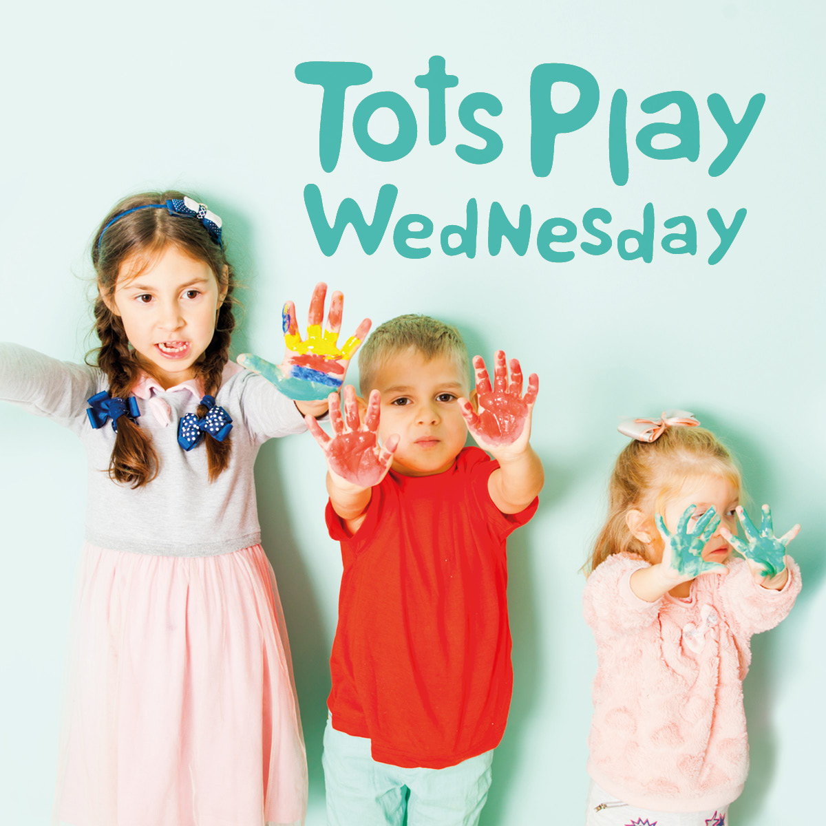 Tots Play Wednesday