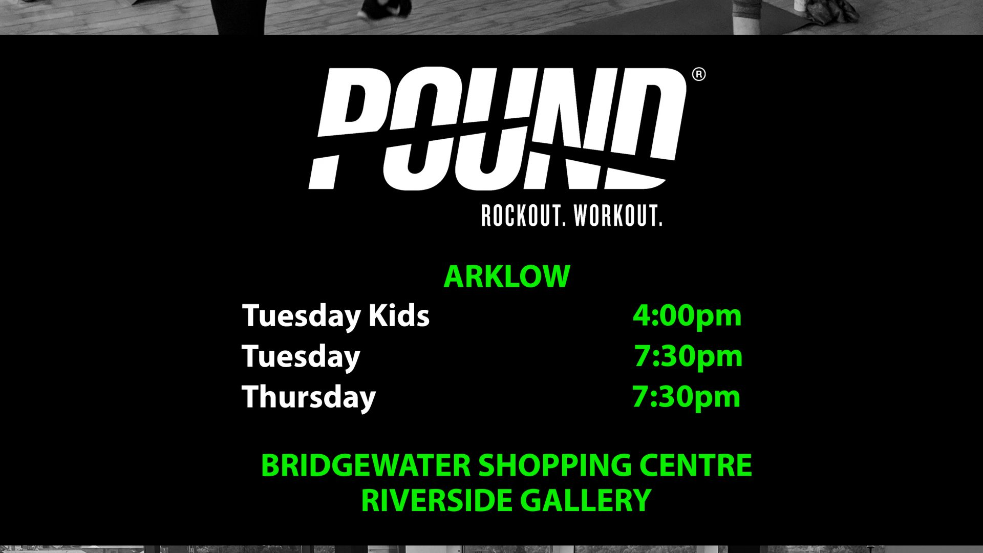 Advertising Pound   Arklow Only