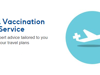 Travel Vaccination Service