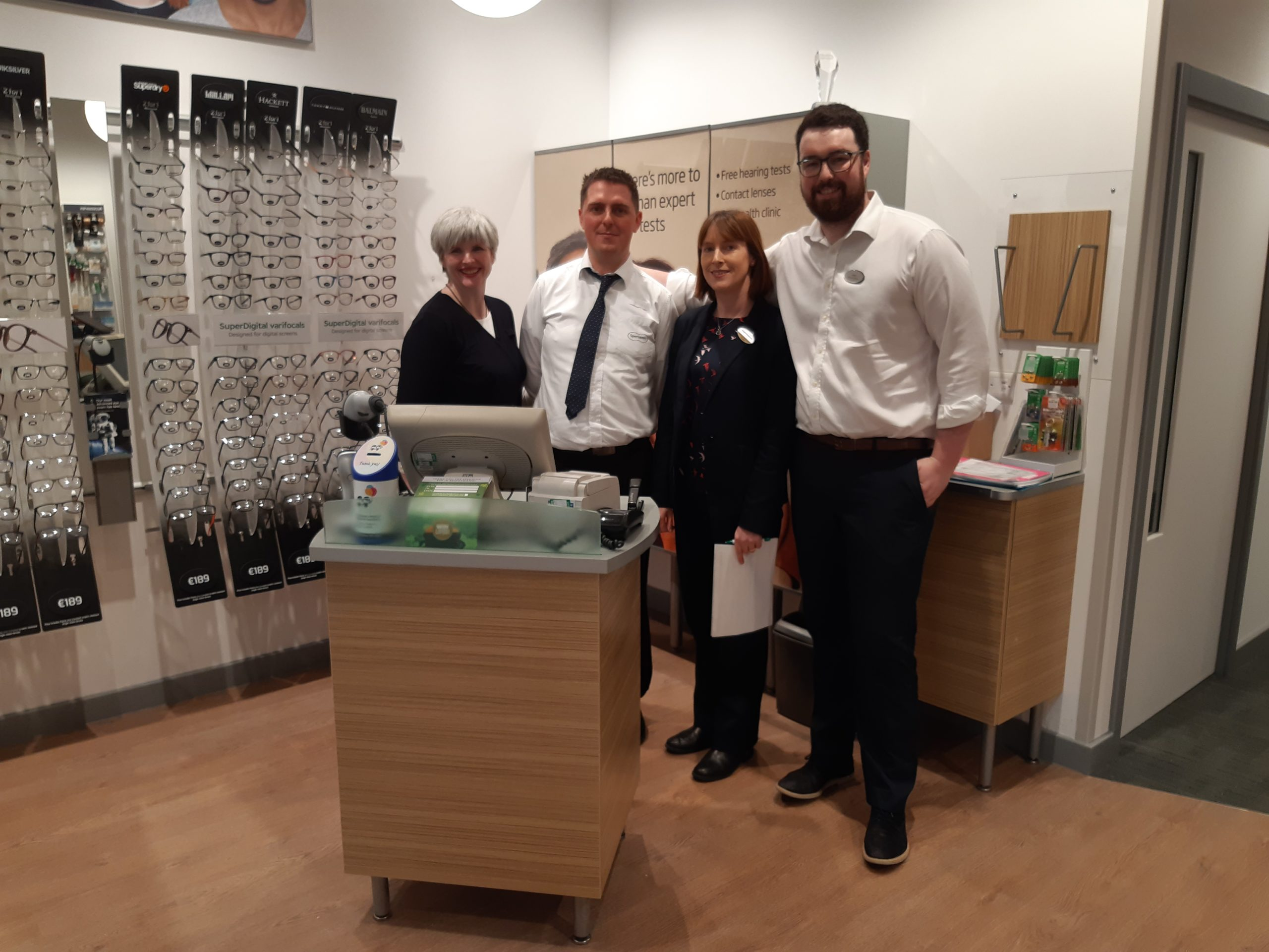 Specsavers' Store Renovations are Complete!