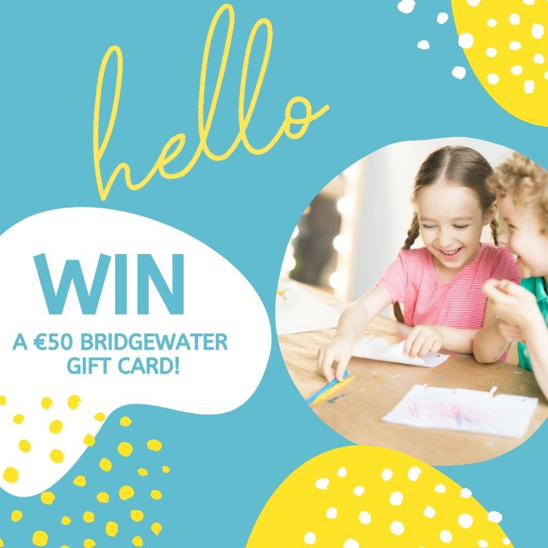 FAMILY FUN @ HOME – Art Competition at Bridgewater Shopping Centre