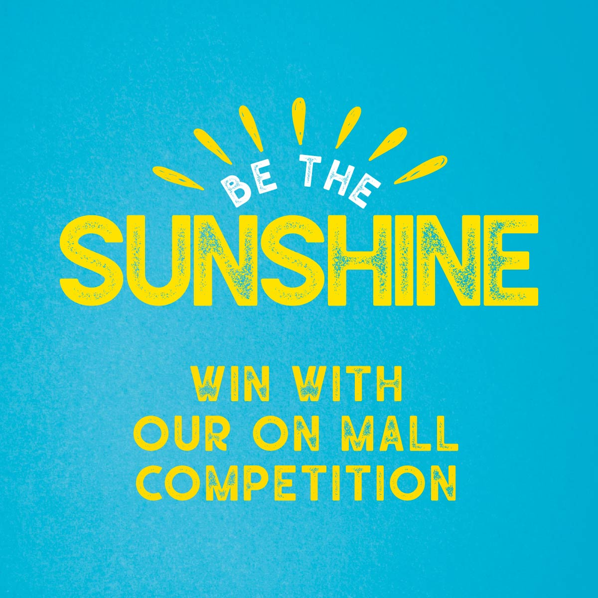 COMPETITION: Wall of Sunshine at Bridgewater!