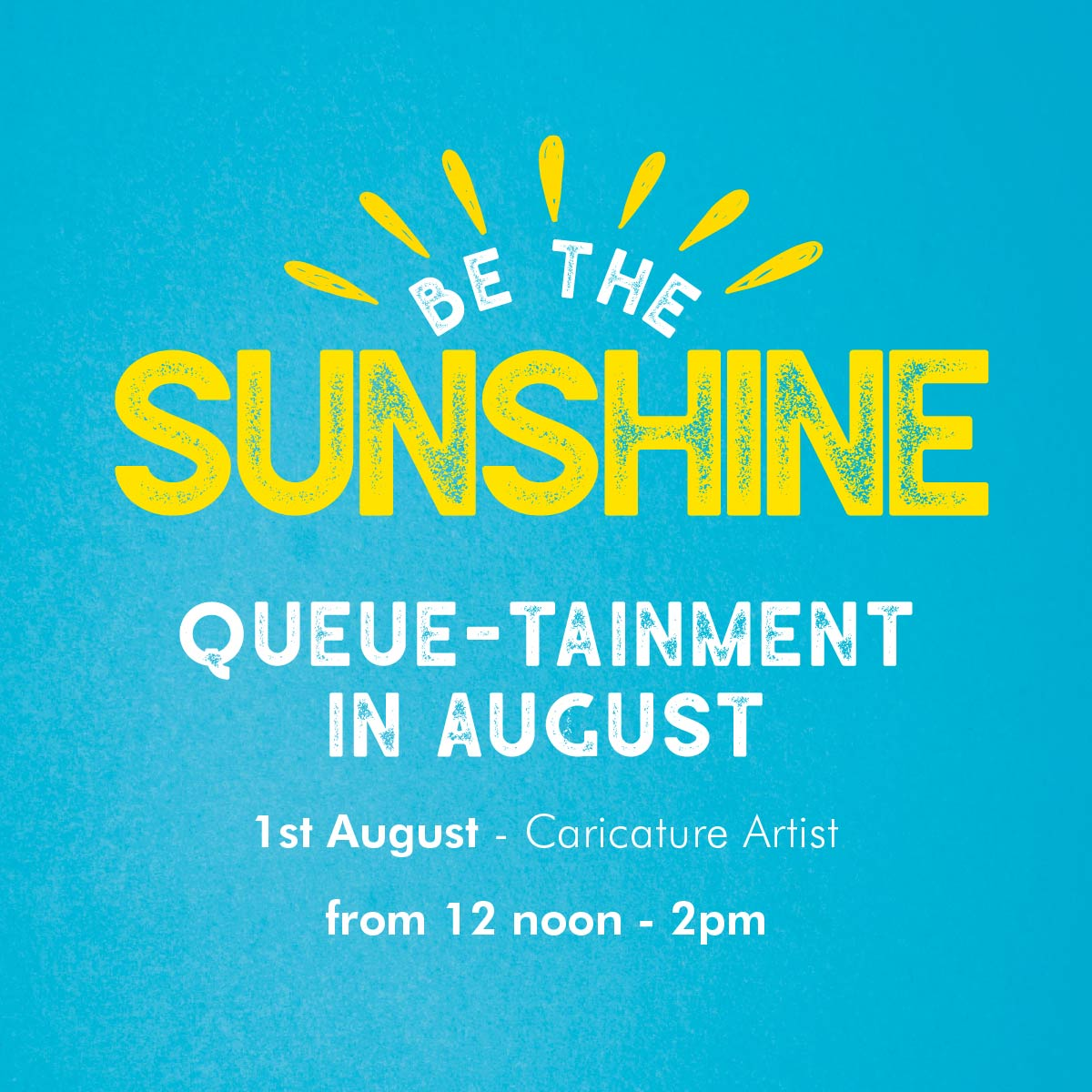 Queuetainment at Bridgewater Shopping Centre – Weekend 1 Round-Up Post!