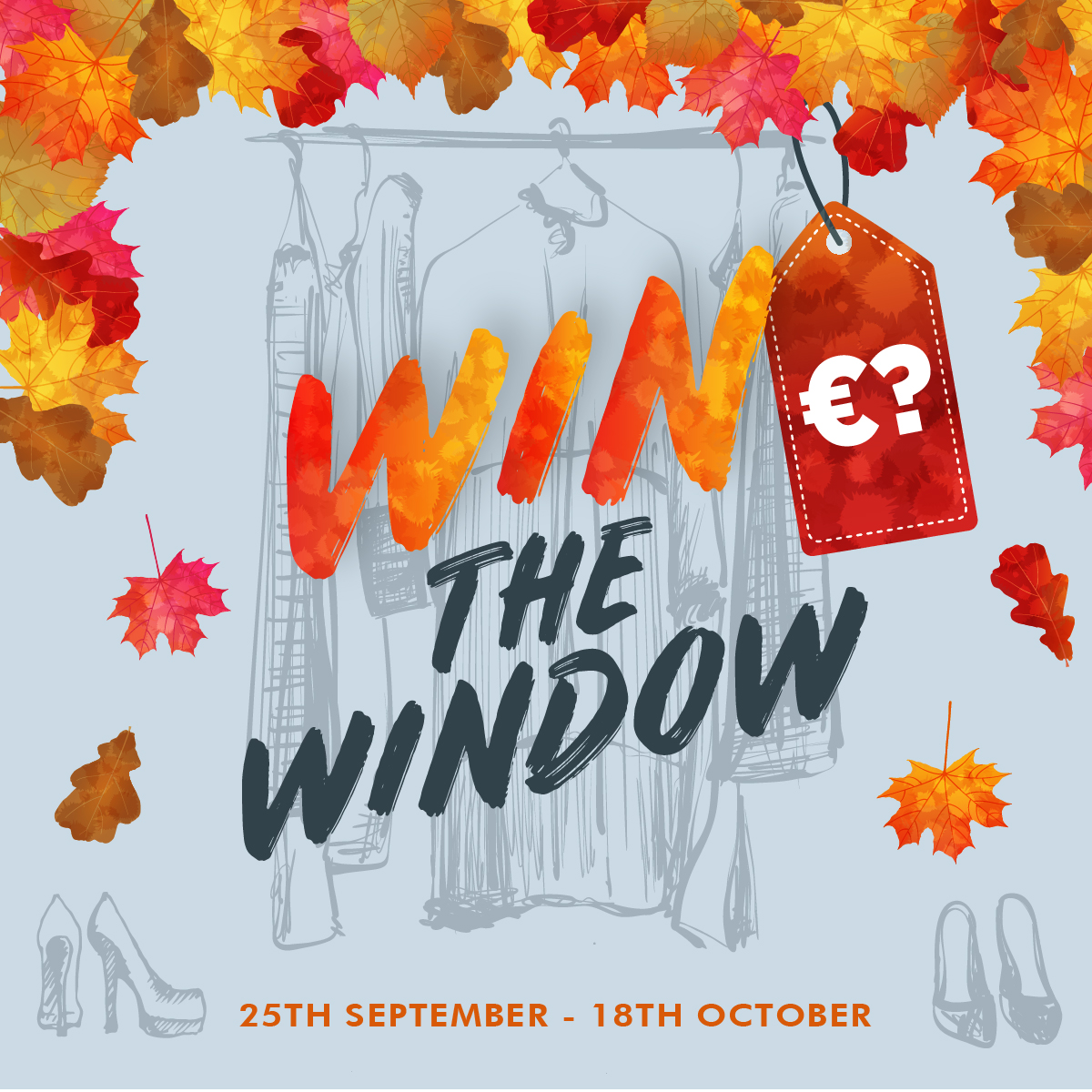COMPETITION: Win the Window This Autumn at Bridgewater Shopping Centre!
