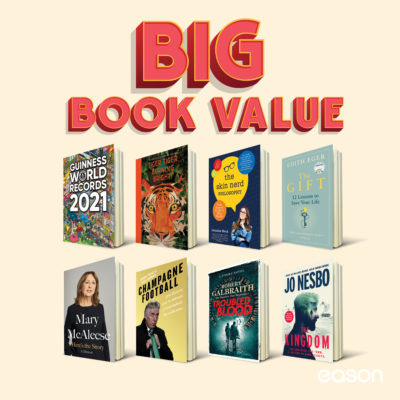 587 Big Book Value Social Posts Phase 2 (Instagram and Twitter)