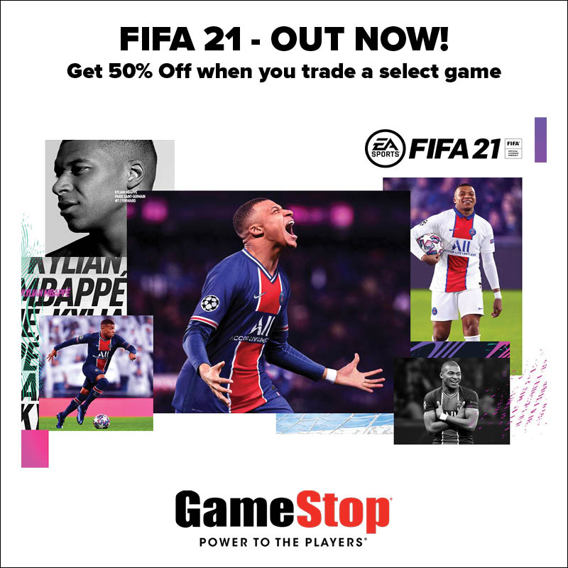 FIFA OUT NOW